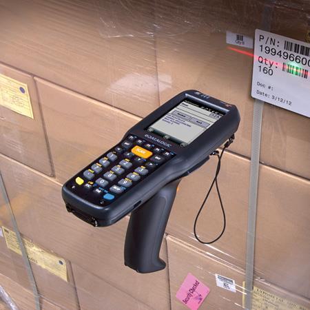 Logiciel de gestion de stock en entrepôt GemOuest - Terminal mobile